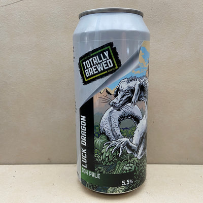 Totally Brewed Luck Dragon