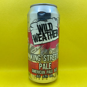 Wild Weather King Street Pale