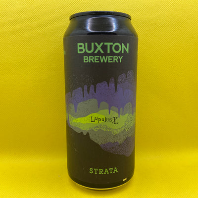 Buxton Lupulus X Single Hop Series - Strata