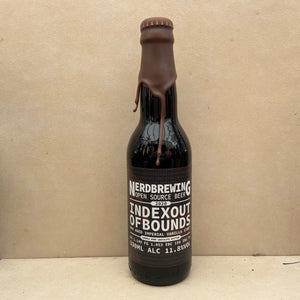 Nerdbrewing Indexoutofbounds Oak Aged Imperial Vanilla Stout (2020)