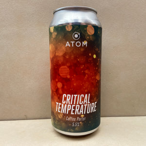 Atom Critical Temperature