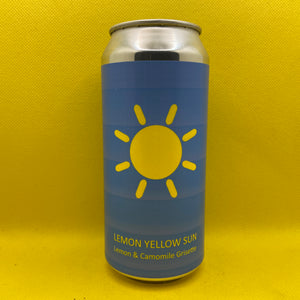 Lost Industry Lemon Yellow Sun