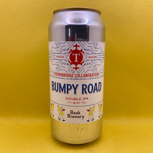Beak Brewery x Thornbridge Bumpy Road
