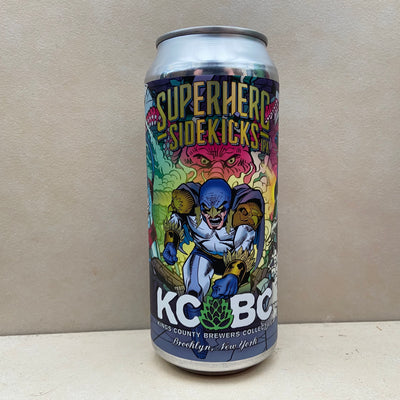 Kings County Brewing Collective (KCBC)  Superhero Sidekicks
