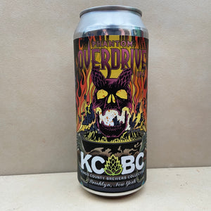 Kings County Brewing Collective (KCBC) Phantom Overdrive