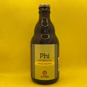 Alvinne Phi Smoked Pineapple
