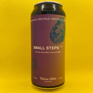 Three Hills Small Steps No. 8 (2021)