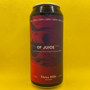 Three Hills Of Juice No. 8 (2021)