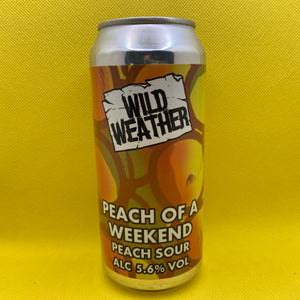 Wild Weather Peach Of A Weekend