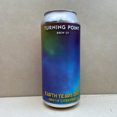 Turning Point Earth Years Old
