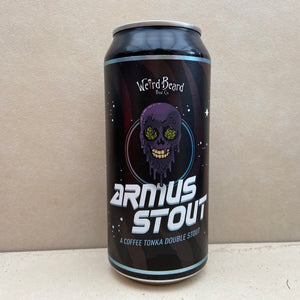 Weird Beard Armus Stout
