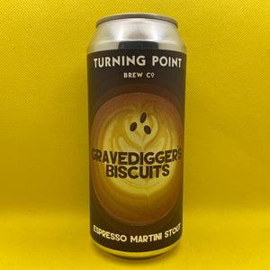 Turning Point Gravedigger's Biscuits