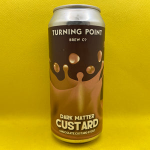 Turning Point Dark Matter Custard