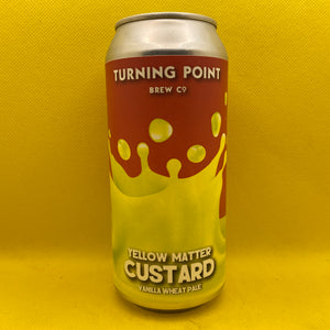 Turning Point Yellow Matter Custard