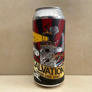 Abbeydale Salvation Ginger Cake Stout