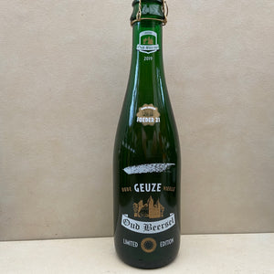 Oud Beersel Oude Geuze Vieille Barrel Selection Foeder 21 (2019)