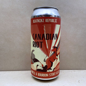 Beatnikz Republic Canadian Riot