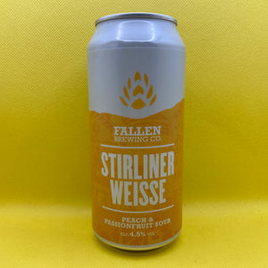 Fallen Stirliner Weisse