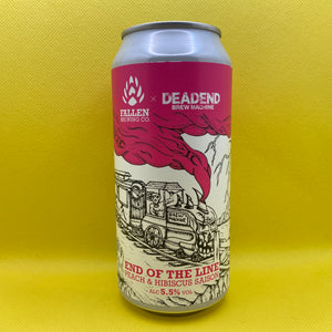 Fallen x Dead End Brew Machine End Of The Line