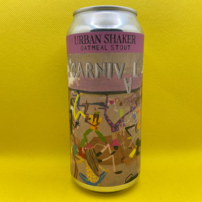 Carnival Brewing Urban Shaker