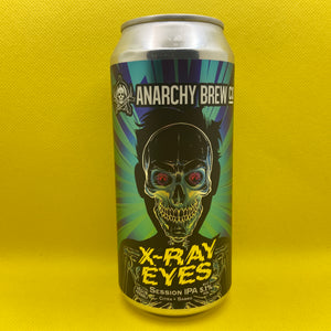 Anarchy Brew Co X-Ray Eyes
