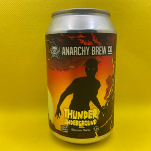Anarchy Brew Co Thunder Underground