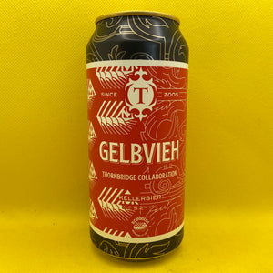 Thornbridge x Newbarns Gelbvieh