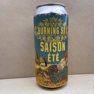 Burning Sky Saison Eté