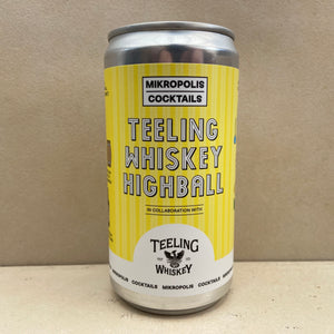Mikropolis Teeling Whisky Highball
