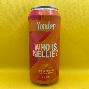 Yonder Who Is Nellie?