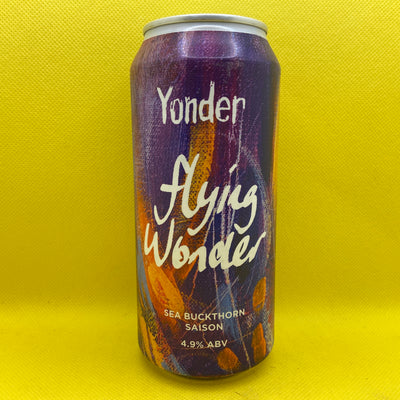 Yonder Flying Wonder