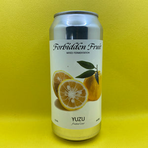 Three Hills Forbidden Fruit Yuzu