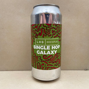 Left Handed Giant Single Hop Galaxy