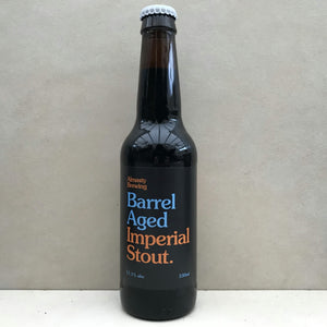 Almasty Barrel Aged Imperial Stout