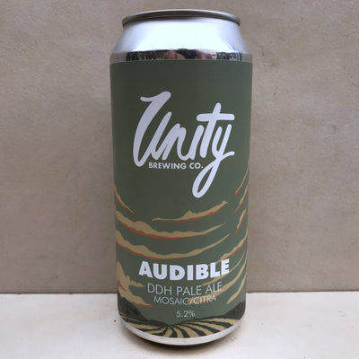 Unity Audible DDH Pale Ale Mosaic / Citra