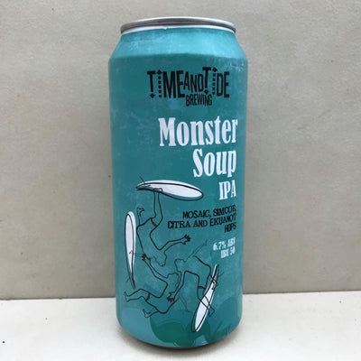 Time And Tide Monster Soup