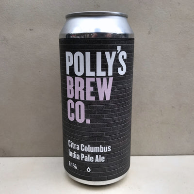 Polly's Brew Co Citra Columbus India Pale Ale