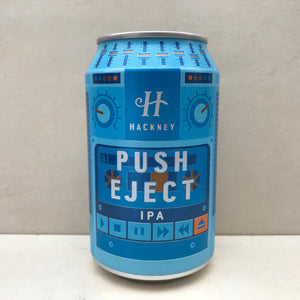 Hackney Push Eject BBE 16/9/18