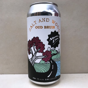 North End Salt And Wood Oud Bruin