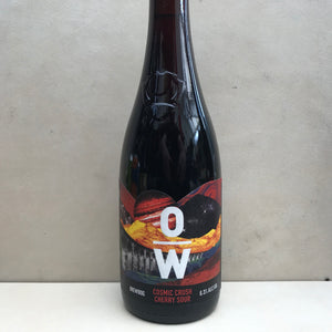 BrewDog Overworks Cosmic Crush Cherry