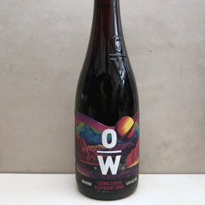 BrewDog Overworks Cosmic Crush Raspberry