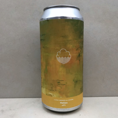 Cloudwater A•W18 Brewed All Season Helles