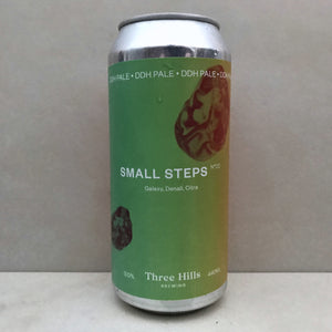 Three Hills Small Steps No. 2 (2019)