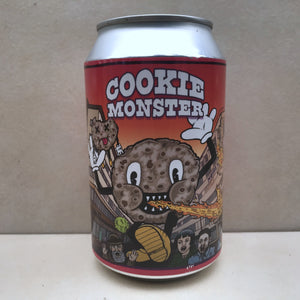 Amundsen Bourbon BA Cookie Monster