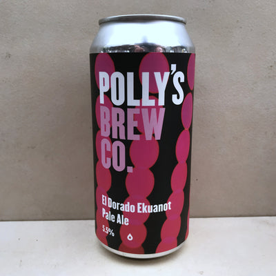 Polly's Brew Co El Dorado Ekuanot Pale Ale