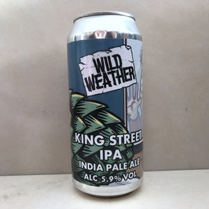 Wild Weather King Street IPA