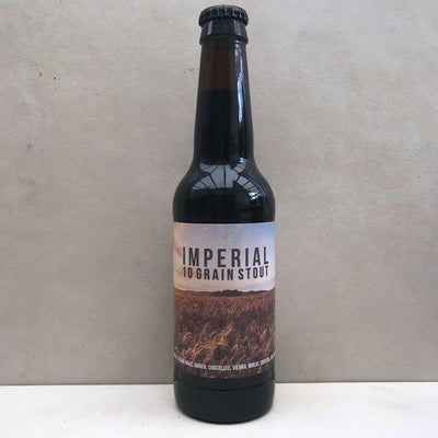 Lost Industry Imperial 10 Grain Stout