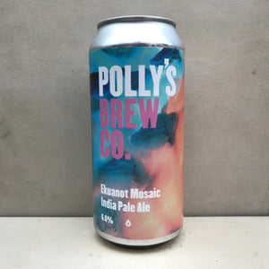 Polly's Brew Co Ekuanot Mosaic India Pale Ale