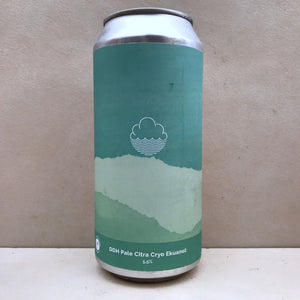 Cloudwater DDH Pale Citra Cryo Ekuanot BBE 2/11/18