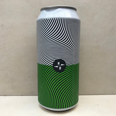 North x Two Tribes Triple Fruited Gose - Guava + Mandarin